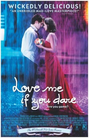 плакат фильма постер Влюбись в меня, если осмелишься