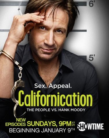 плакат фильма постер Блудливая Калифорния