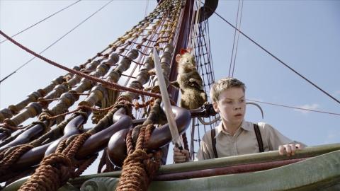 кадр №58846 из фильма Хроники Нарнии: Покоритель зари