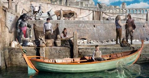 кадр №58847 из фильма Хроники Нарнии: Покоритель зари