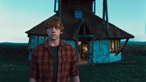 кадры из фильма Гарри Поттер и Дары Смерти: Часть первая Руперт Гринт,