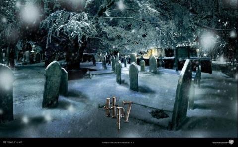 промо-слайды Гарри Поттер и Дары Смерти: Часть первая