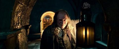 кадры из фильма Гарри Поттер и Дары Смерти: Часть вторая Дэвид Брэдли,