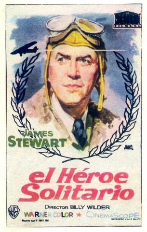 плакат фильма постер Дух Сент-Луиса