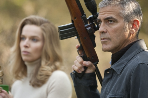 кадры из фильма Американец Текла Ретен, Джордж Клуни,