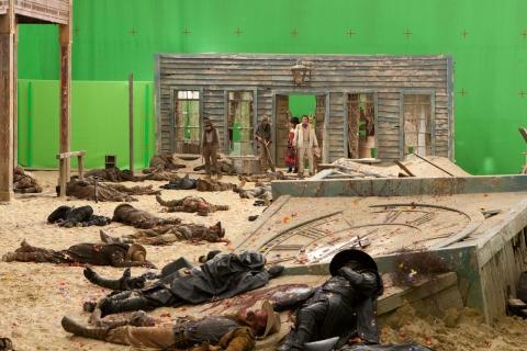 кадр №60194 из фильма Путь воина