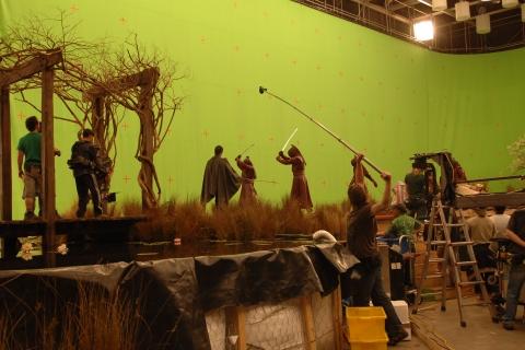 кадр №60202 из фильма Путь воина