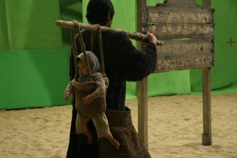 кадр №60208 из фильма Путь воина