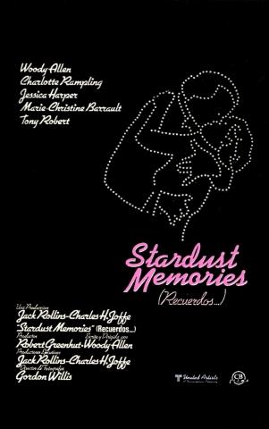 плакат фильма постер Воспоминания о звездной пыли
