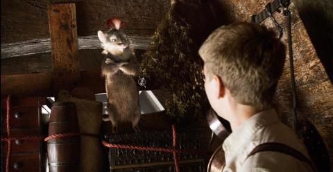 кадр №60439 из фильма Хроники Нарнии: Покоритель зари