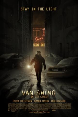 плакат фильма постер Исчезновение на 7-ой улице