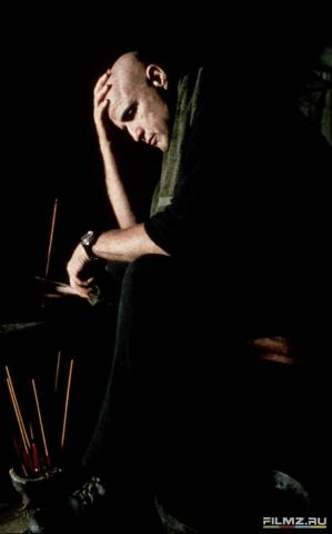 кадры из фильма Апокалипсис сегодня Марлон Брандо,