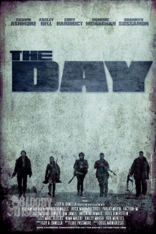 плакат фильма тизер Судный день