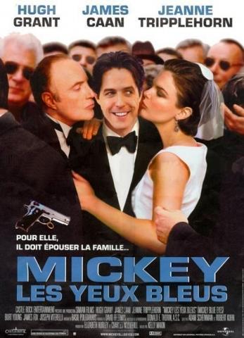 плакат фильма постер Голубоглазый Микки