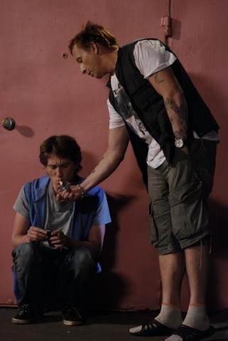кадр №60917 из фильма Поцелуй сквозь стену