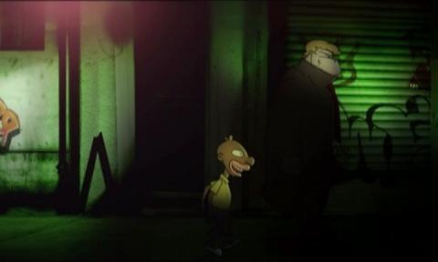 кадр №61008 из фильма Бугай 3D