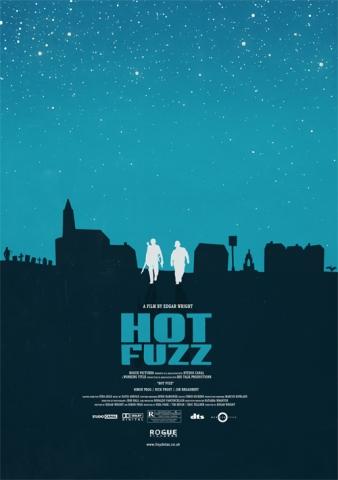 плакат фильма арт-постеры Типа крутые легавые