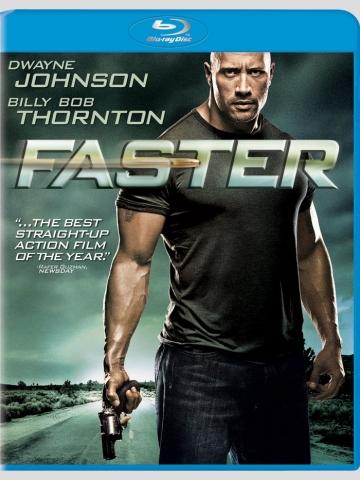 плакат фильма Blu-Ray Быстрее пули