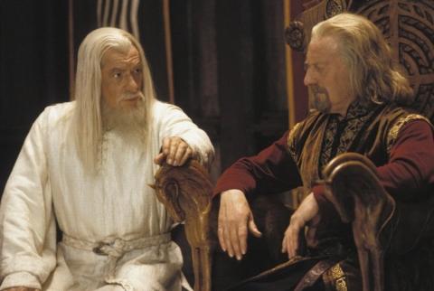кадр №64343 из фильма Властелин Колец: Две крепости