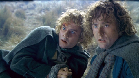 кадр №64344 из фильма Властелин Колец: Две крепости