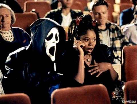 кадр №64536 из фильма Очень страшное кино