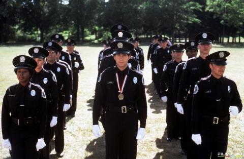 кадр №64569 из фильма Полицейская академия