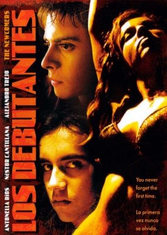 плакат фильма DVD Дебютанты