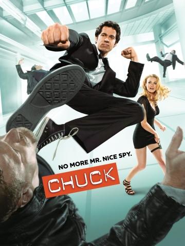 плакат фильма постер Чак