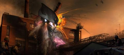 кадры из фильма Война миров