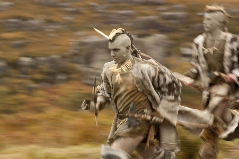кадры из фильма Орел Девятого легиона Тахар Рахим,