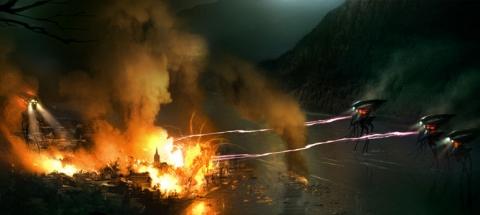 кадр №655 из фильма Война миров