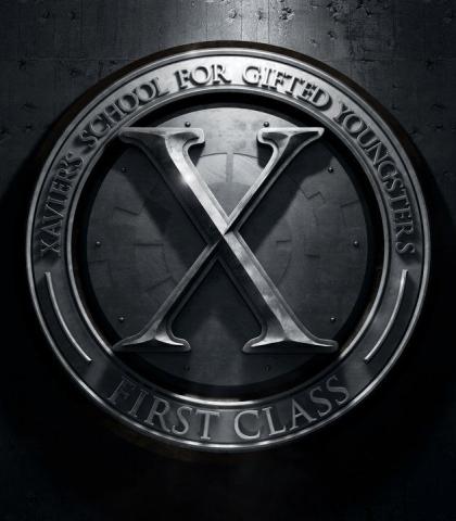 промо-слайды Люди Икс: Первый класс