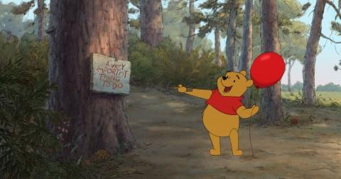 кадр №66012 из фильма Медвежонок Винни и его друзья