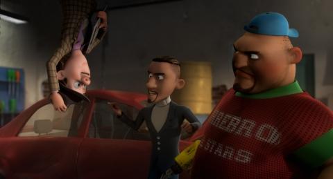 кадр №66020 из фильма Балбесы 3D