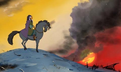 кадр №6613 из фильма Князь Владимир
