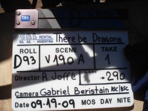 кадр №66200 из фильма Там обитают драконы*