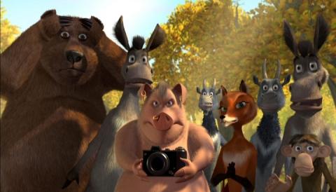 кадр №66385 из фильма Безымянный трехмерный мультфильм студии «Мельница»