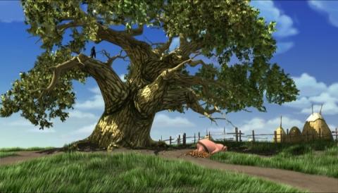 кадр №66393 из фильма Безымянный трехмерный мультфильм студии «Мельница»
