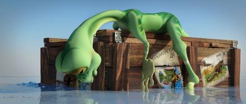 кадр №66504 из фильма Кукарача 3D