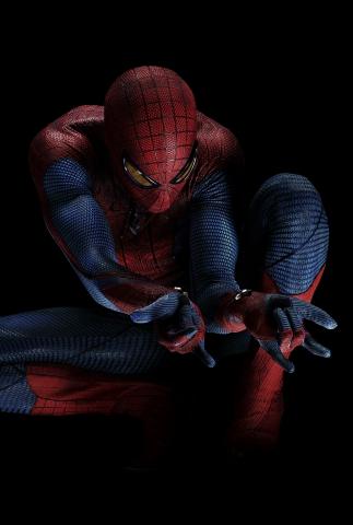 промо-слайды Новый Человек-паук