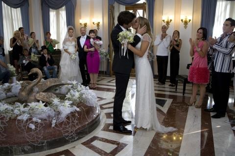 кадр №67066 из фильма Свадьба по обмену
