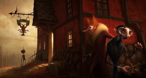 кадр №67233 из фильма Пиноккио*