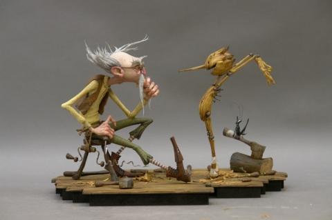 кадр №67236 из фильма Пиноккио*