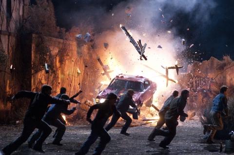 кадр №67330 из фильма Сумасшедшая езда 3D