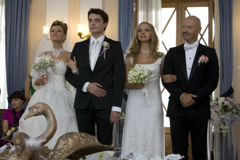 кадр №67348 из фильма Свадьба по обмену