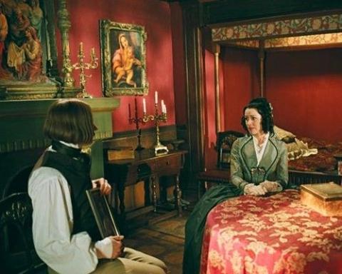 кадр №67424 из фильма Гоголь. Ближайший
