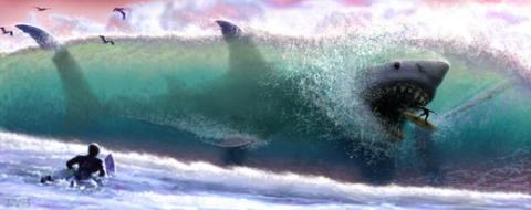 кадр №6800 из фильма Мег: Монстр глубины