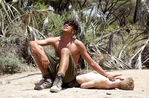 кадр №6806 из фильма Экватор