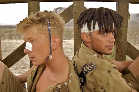 кадр №6807 из фильма Экватор