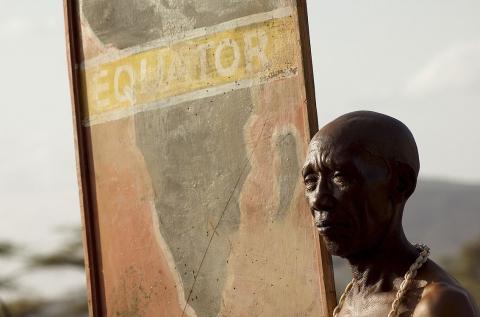 кадр №6808 из фильма Экватор